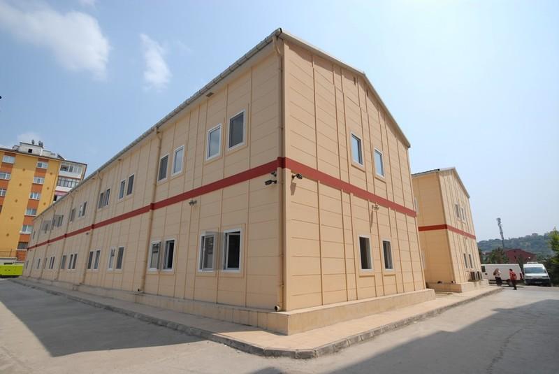Kler systembau wohncontainer for Kleiner wohncontainer